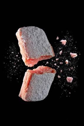 Biscuit rose fossier