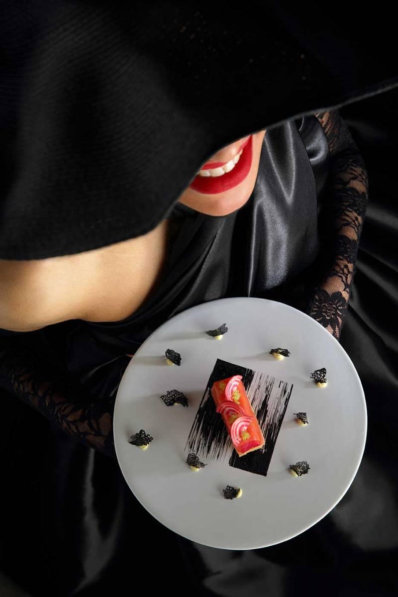 Photographie sélectionnée au 8eme Festival International de la Photo Culinaire.