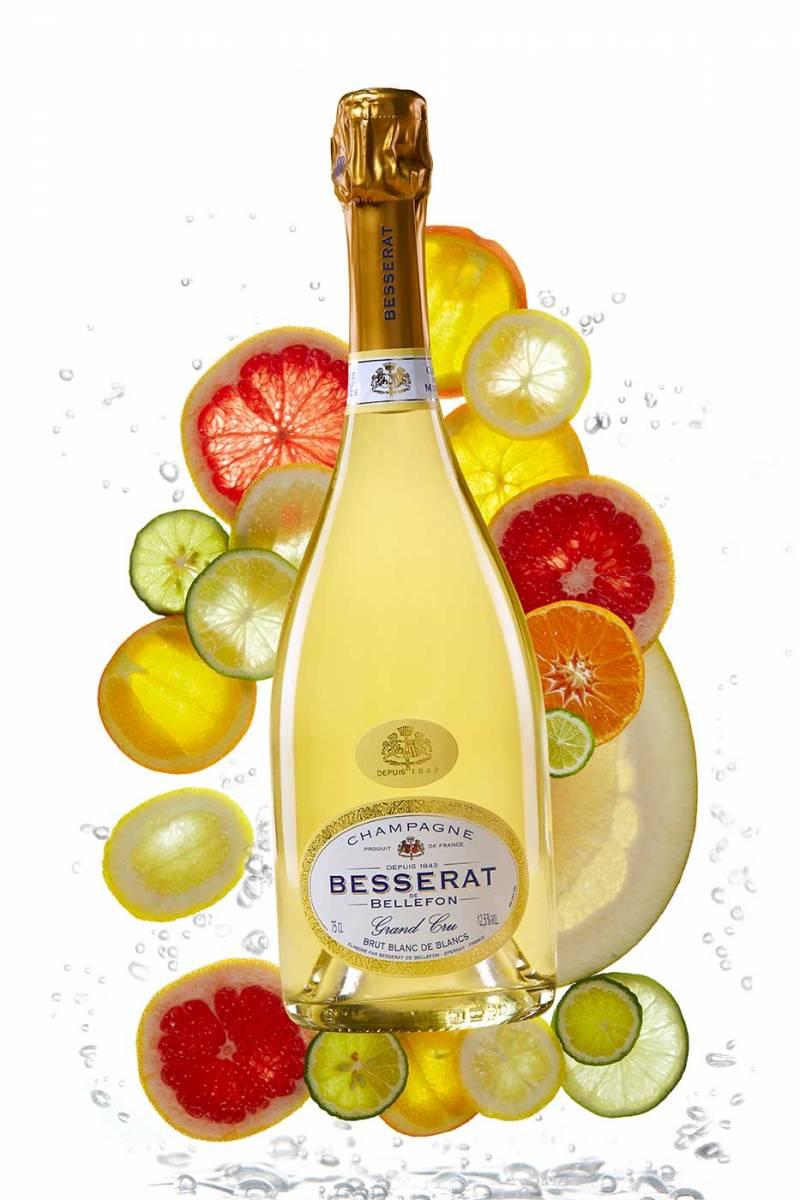 Ecrin Champagne Besserat de Bellefon