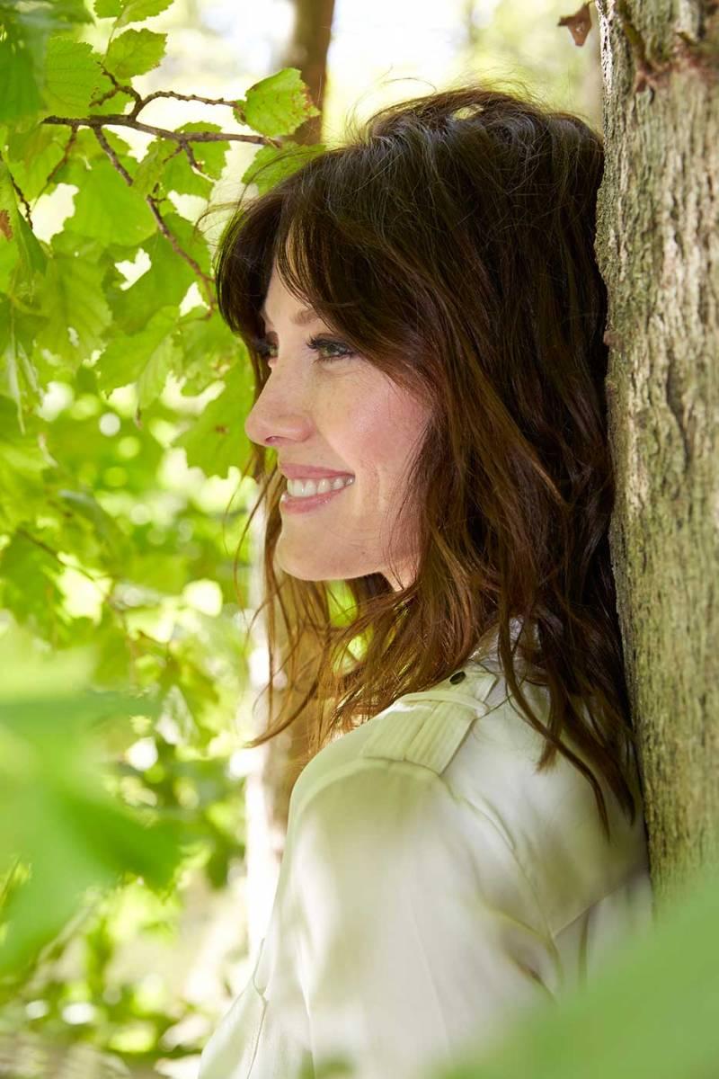 Portrait de Mareva Galanter par Laurent Rodriguez.