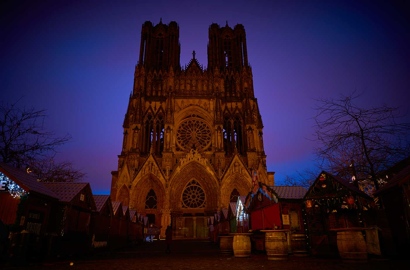 La Cathedrale de Reims - Laurent Rodriguez