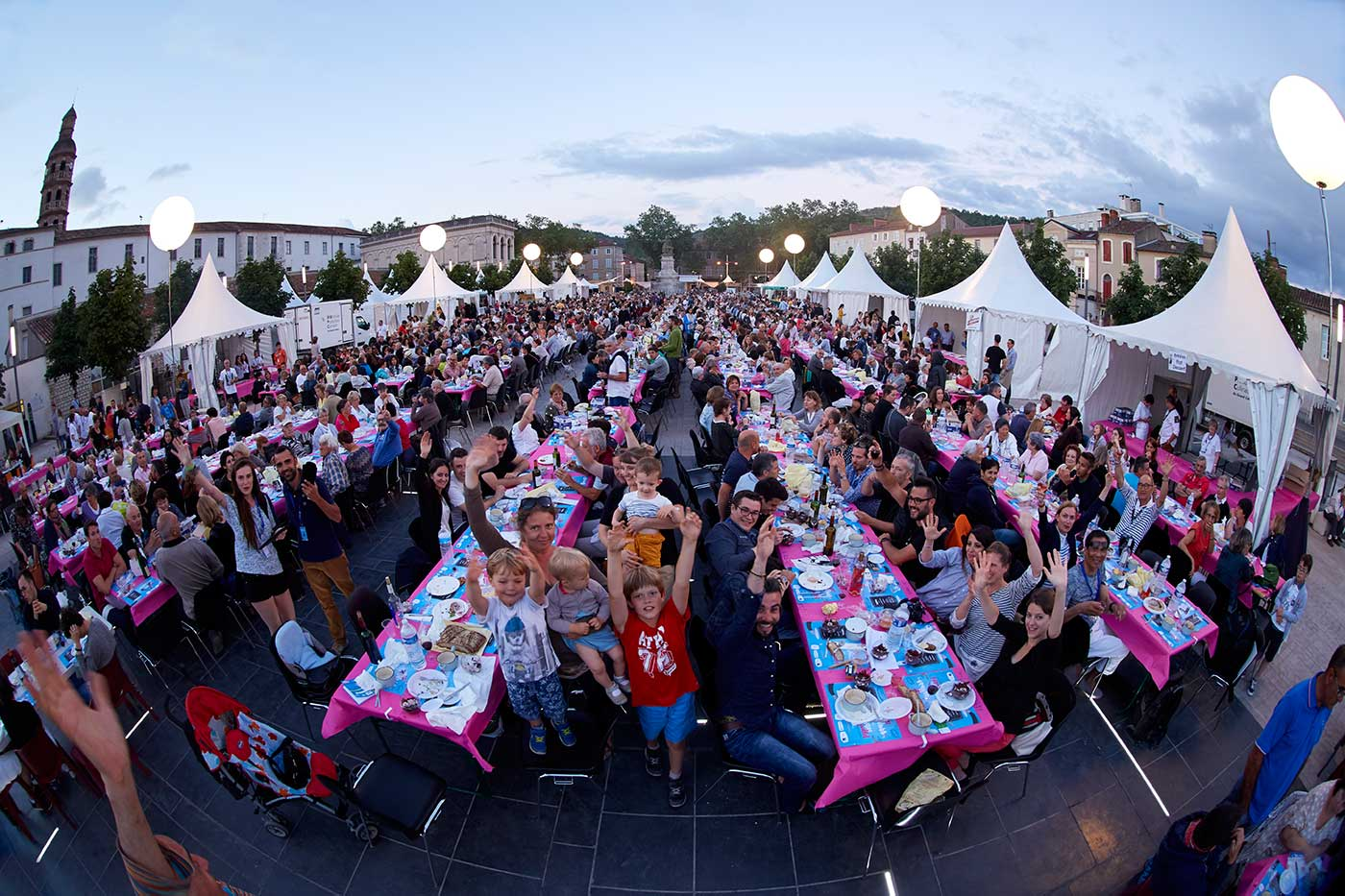 Festival lot of saveurs, reportage L Rodriguez