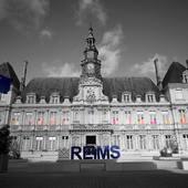 Belles couleurs automnales sur la @villedereims ! Prenez soin de vous😷 www.laurent-rodriguez.fr
