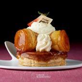 On fête le Saint-Honoré, bonne fête à tous mes amis boulangers ! 🙏🏼❤️🙏🏼 #sainthonore #boulanger #baker #boulangerie #foodphotography #foodphotographer #laurentrodriguez #instafood #foodstagram